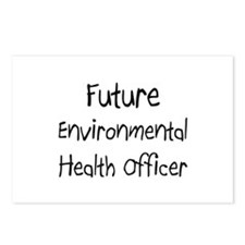 Future Environmental Health Officer Postcards (Pac