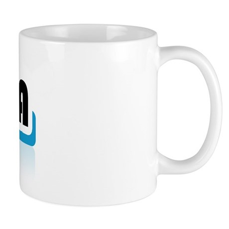 Latina Blue! Mug
