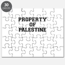 Property of PALESTINE Puzzle