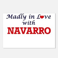 Madly in love with Navarr Postcards (Package of 8)