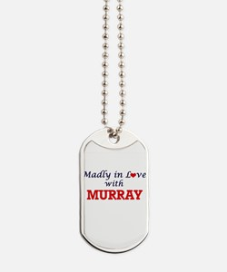 Madly in love with Murray Dog Tags