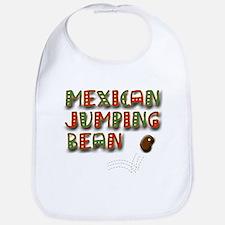 Mexican Jumping Bean Bib