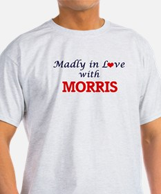 Madly in love with Morris T-Shirt