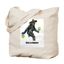 Bigfoot! Tote Bag