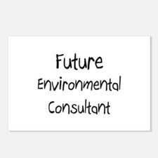Future Environmental Consultant Postcards (Package
