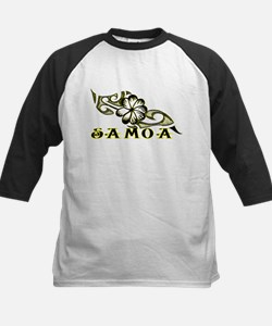 SAMOA TRIBAL PUA Kids Baseball Jersey