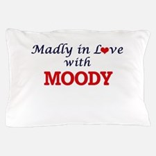 Madly in love with Moody Pillow Case