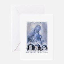 100 Years of Fatima Greeting Cards