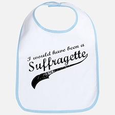 Suffragette Bib