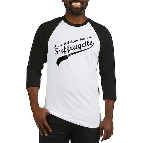 Suffragette Baseball Jersey