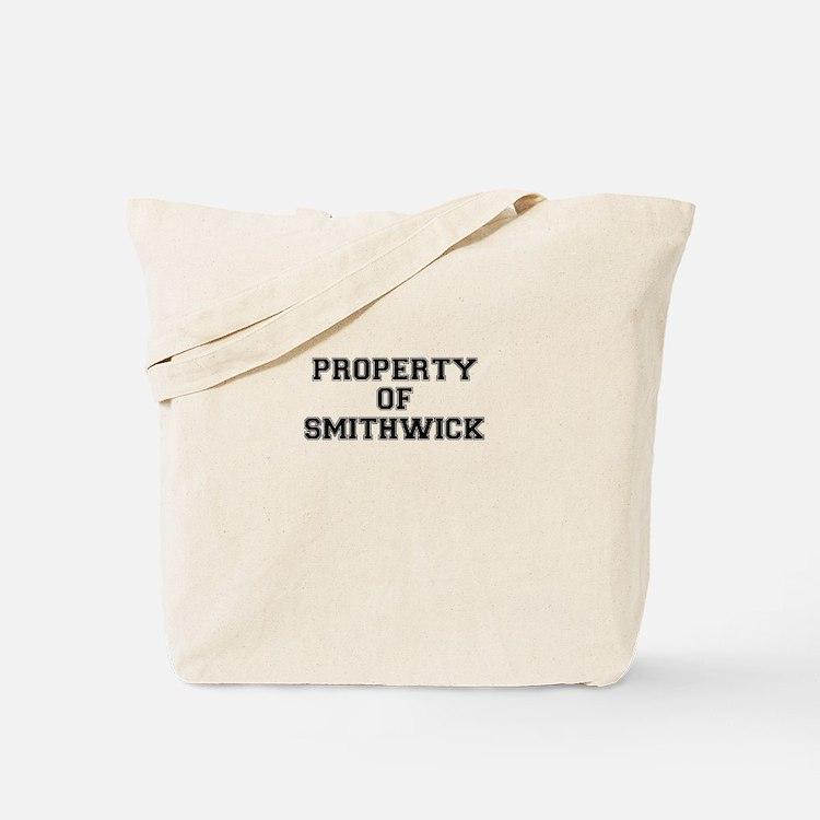 Property of SMITHWICK Tote Bag