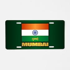 Mumbai Aluminum License Plate