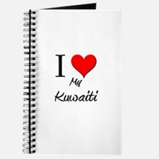 I Love My Kuwaiti Journal