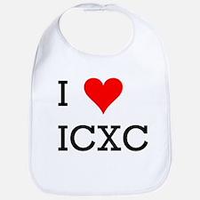 I LOVE ICXC Bib
