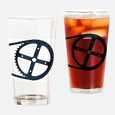 Cute Chain driven Drinking Glass
