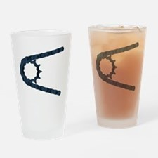 Cool Chain driven Drinking Glass
