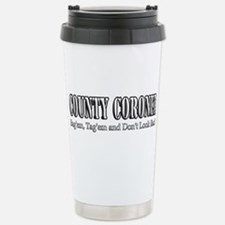 Cute Examiner Travel Mug