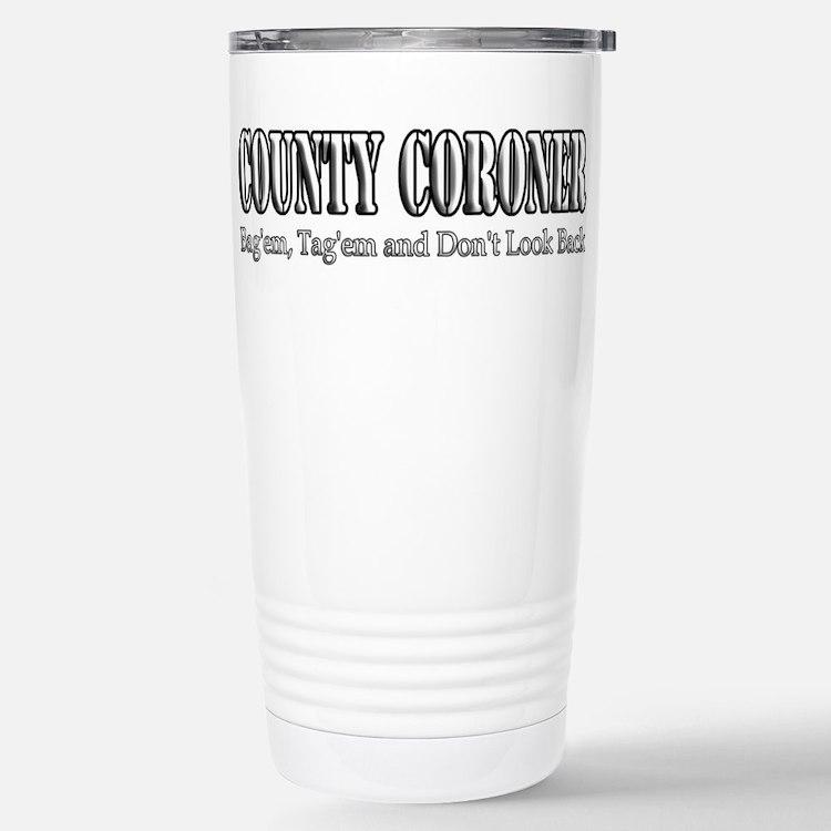 Cute Capital punishment Travel Mug