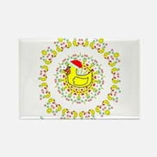 duckie Rectangle Magnet