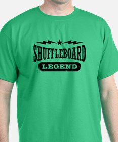 Shuffleboard Legend T-Shirt