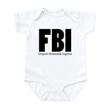 FBI-FREQUENT BREASTMILK INGES Infant Bodysuit