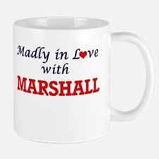 Madly in love with Marshall Mugs