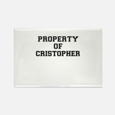 Property of CRISTOPHER Magnets