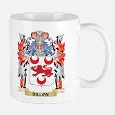 Dillon Coat of Arms - Family Crest Mugs