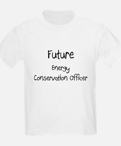 Future Energy Conservation Officer T-Shirt