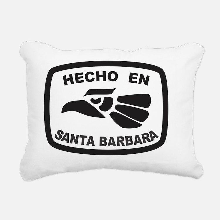 Cute Adelanto Rectangular Canvas Pillow