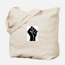 Revolution Anarchy Power Fist Tote Bag