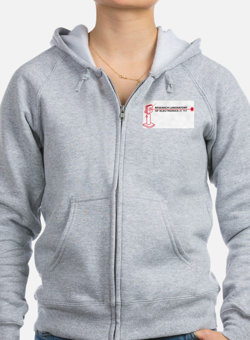 Cute Research laboratory of electronics at mit Zip Hoodie