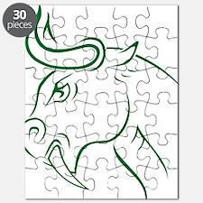 Cute Rhinelander hodag Puzzle