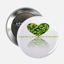 """Reflection of the heart 2.25"""" Button"""
