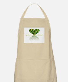 Reflection of the heart BBQ Apron