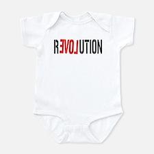 Revolution Love Onesie
