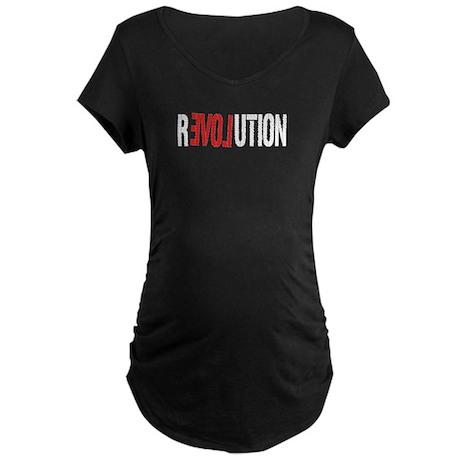 Revolution Love Maternity Dark T-Shirt
