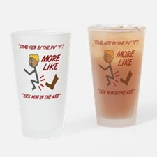 Unique Hot chicks vote republican Drinking Glass