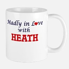 Madly in love with Heath Mugs