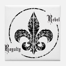 Royalty Rebel Fleur Tile Coaster