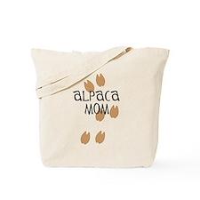 Alpaca Mom Tote Bag
