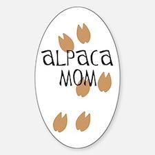 Alpaca Mom Decal