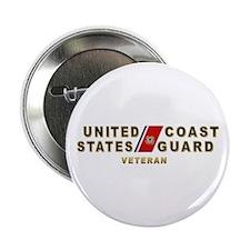 "USCG Veteran 2.25"" Button"