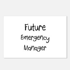 Future Emergency Manager Postcards (Package of 8)