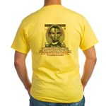 First Tyrant Yellow T-Shirt