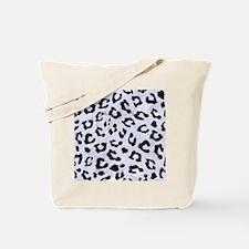 SKN5 BK-WH MARBLE Tote Bag