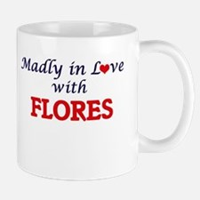 Madly in love with Flores Mugs