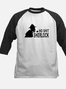 No Shit Sherlock Tee