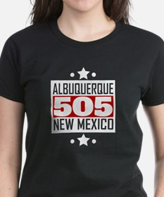 505 Albuquerque NM Area Code T-Shirt