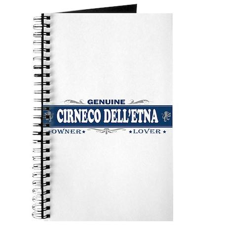 CIRNECO DELLETNA Journal